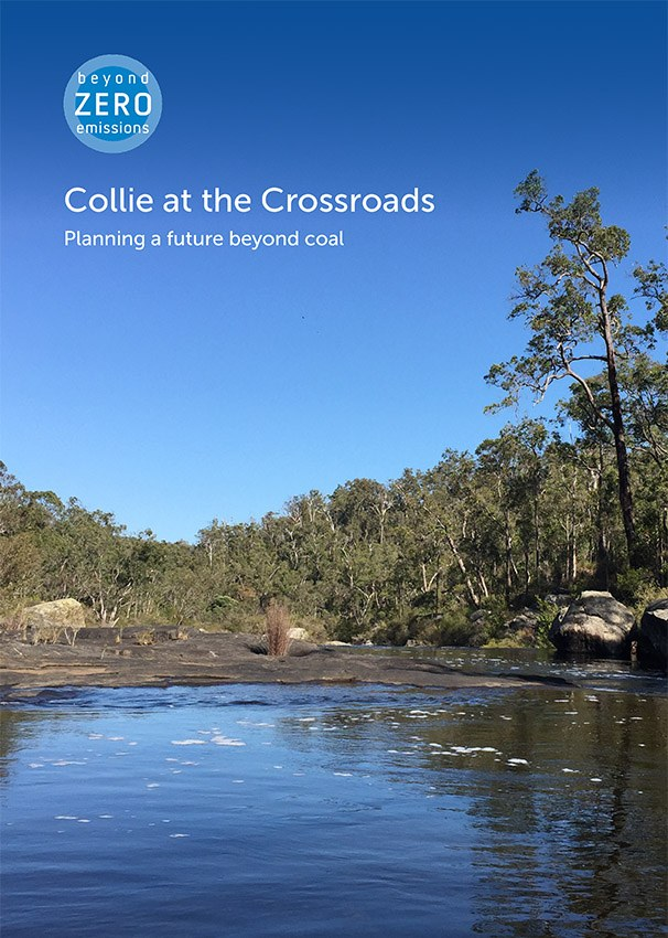 Collie at the Crossroads
